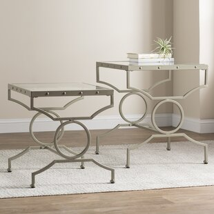 Hall 2 Piece Nesting Tables by Willa Arlo Interiors