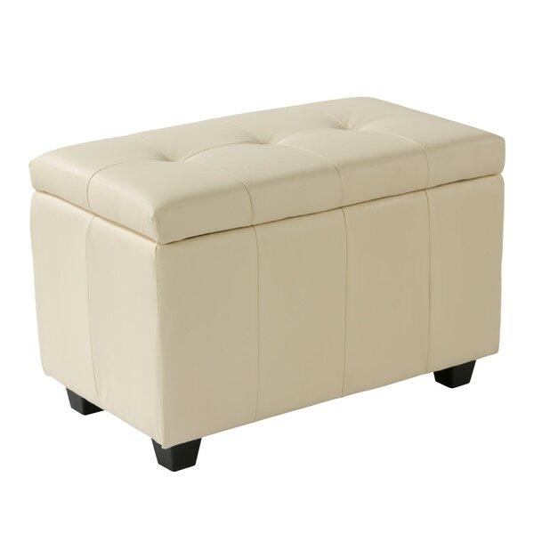 Allenwood Upholstered Storage Bench by Winston Porter