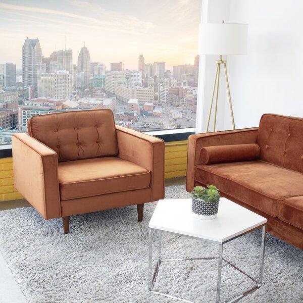 Buhl 1 Seater Armchair by Corrigan Studio Corrigan Studio