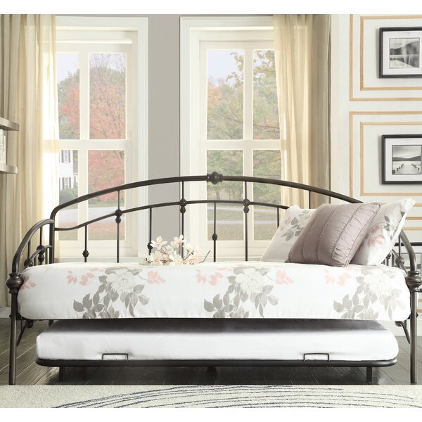 Laurencho Daybed with Trundle by One Allium Way