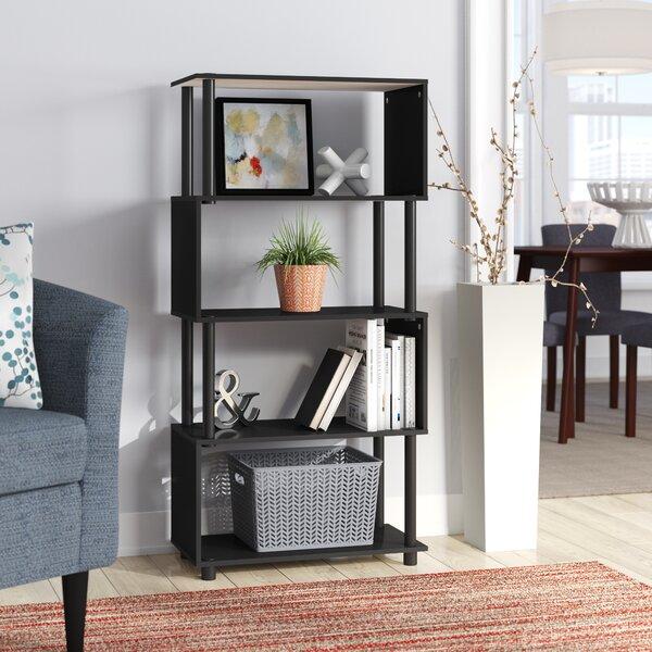 Desirae Etagere Bookcase By Ebern Designs