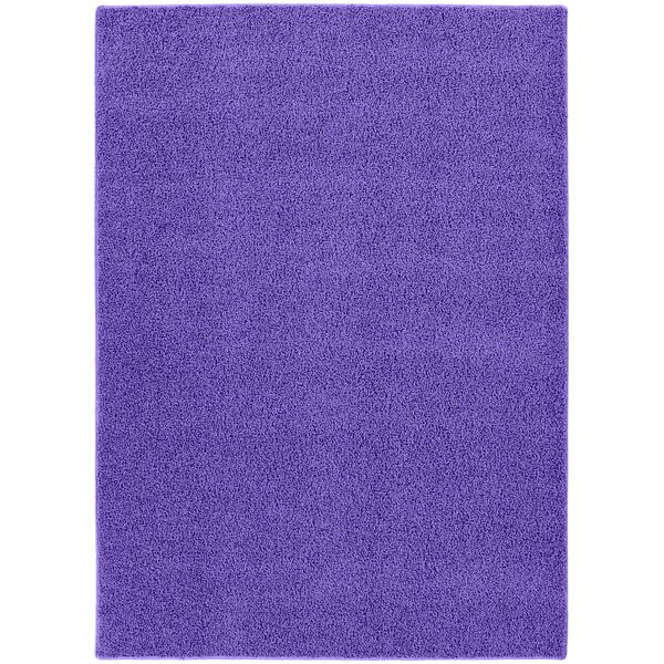 Tabitha Purple Indoor/Outdoor Area Rug by Threadbind