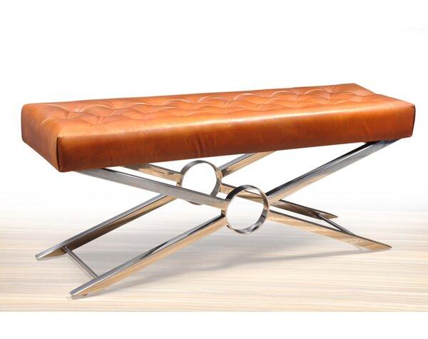 Magna Upholstered Corner Bench by Orren Ellis