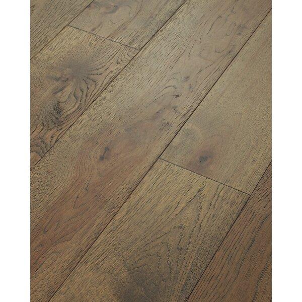 Scottsmoor 7-1/2 Engineered Hickory Hardwood Flooring in Durashield by Shaw Floors