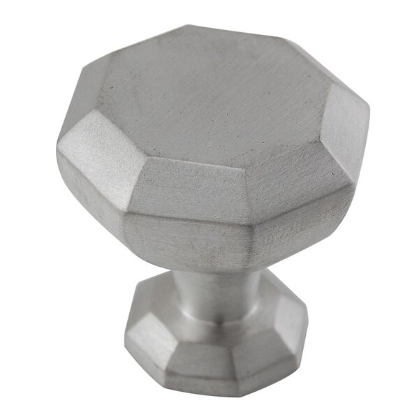 Archimedes Octagon Novelty Knob by Vicenza Designs