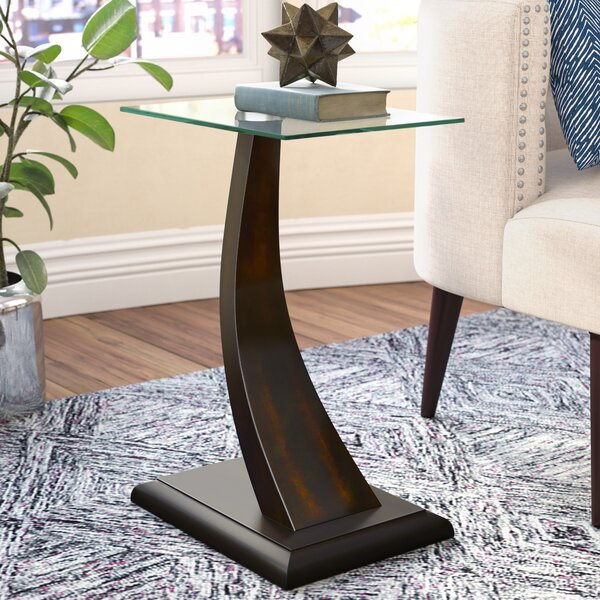 Chaim End Table By Latitude Run