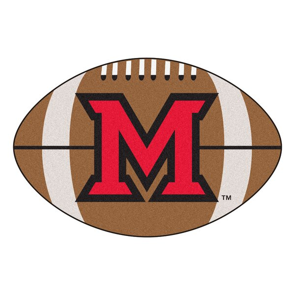 NCAA Miami University (OH) Football Mat by FANMATS