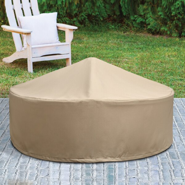 Breathable Fire Pit Covers by Freeport Park