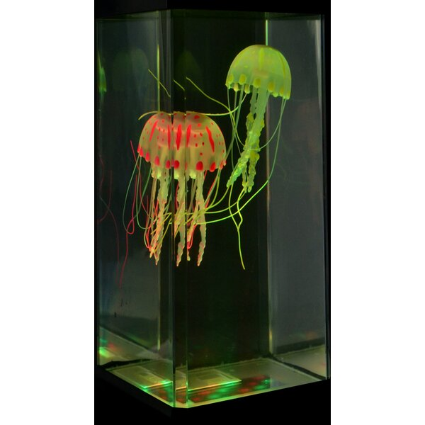 Delmonte Jellyfish Lamp by Bay Isle Home