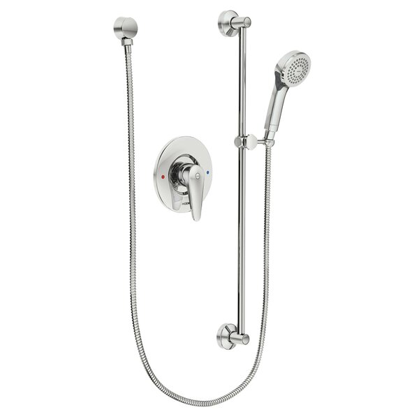 Commercial Handheld Shower Faucet with Slide Bar by Moen