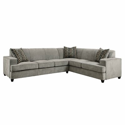 Alcott Hill Right Hand Facing Sleeper Sectional Sectionals