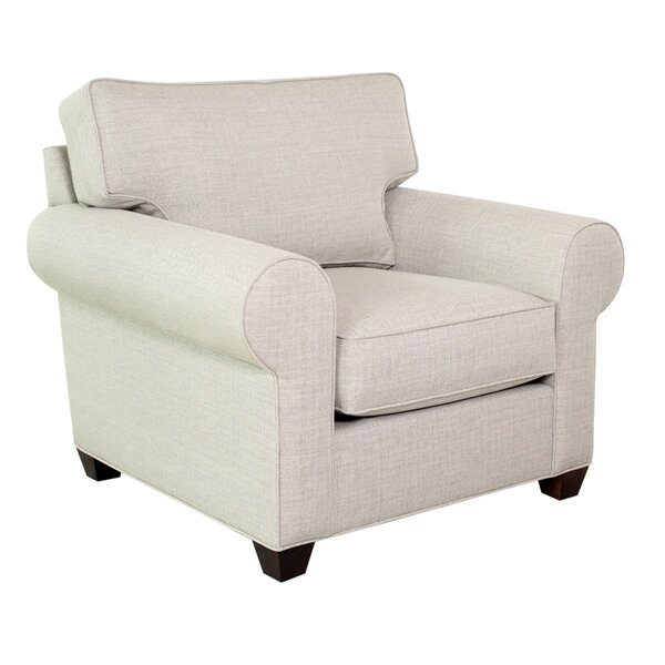 Raleigh Armchair by Edgecombe Furniture