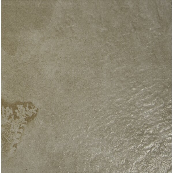 Platino 13.1 x 13.1 Porcelain Field Tile in Ivory by MSI