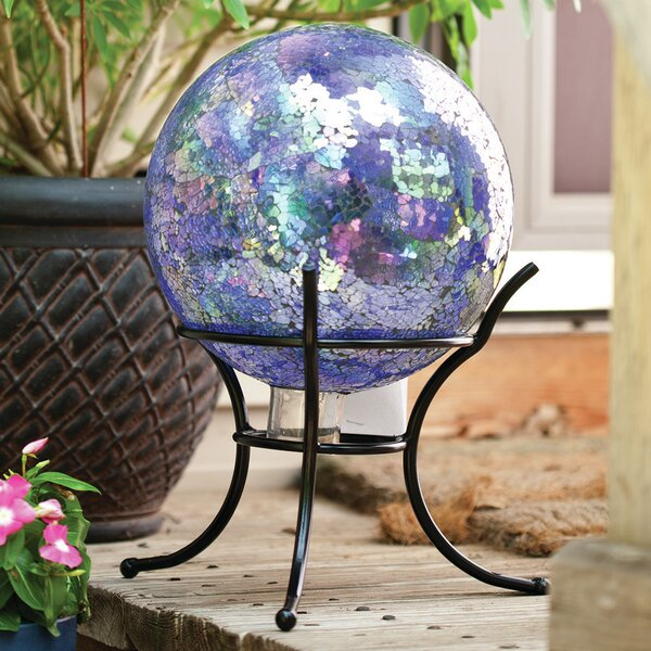 Gazing Globe Stand by Panacea Products