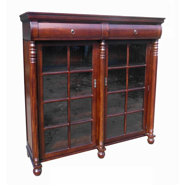 Traditional Display Standard Bookcase by D-Art Collection