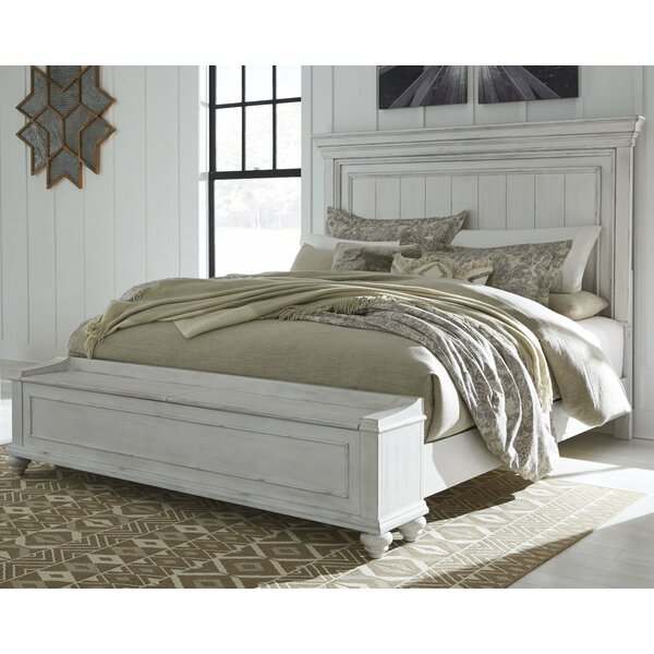 Conard Storage Standard Bed by Ophelia & Co.