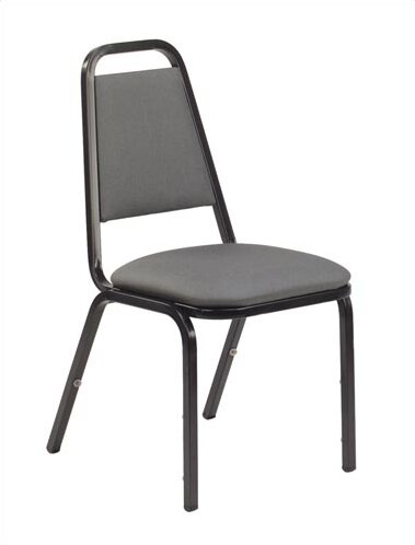 Rectangular Back Banquet Chair (Set of 4) by Virco