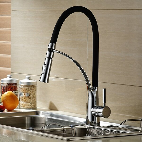 Best Pull Down Single Handle Kitchen Faucet by Dimakai Dimakai
