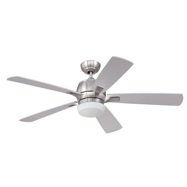 52 Pulsar 5 Blade Ceiling Fan with Remote by Craftmade