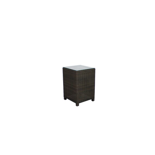 Ropp Small Cubed Side Table by Brayden Studio