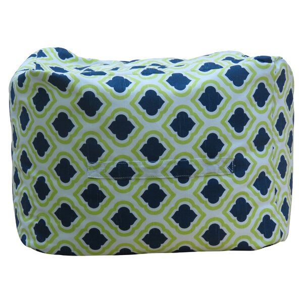 Premiere Home Curtis Pouf by Fox Hill Trading
