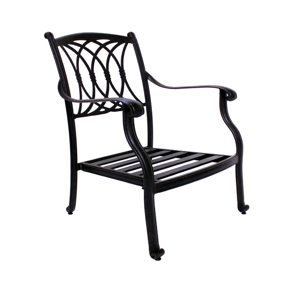 Islais Patio Chair by Darby Home Co