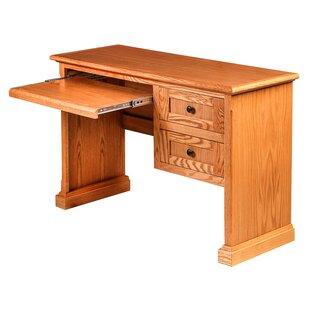 Best Reviews Torin Knob Computer Desk ByMillwood Pines