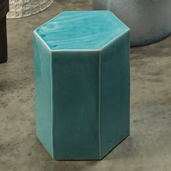 Xavier End Table By Highland Dunes