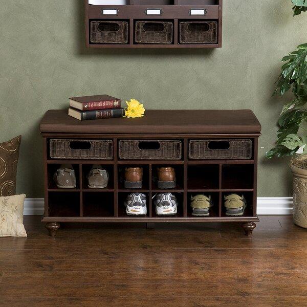 Belmeade 12 Pair Shoe Storage Bench By Wildon Home®
