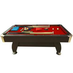 Best Price 6.7' Pool Table with Snooker Full Set Accessories BySimba USA Inc
