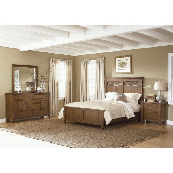 Methuen Panel Configurable Bedroom Set by Loon Peak