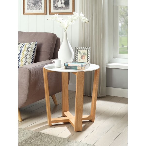 Abernathy End Table by Latitude Run