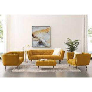 4 Piece Configurable Living Room Set by Corrigan Studio®