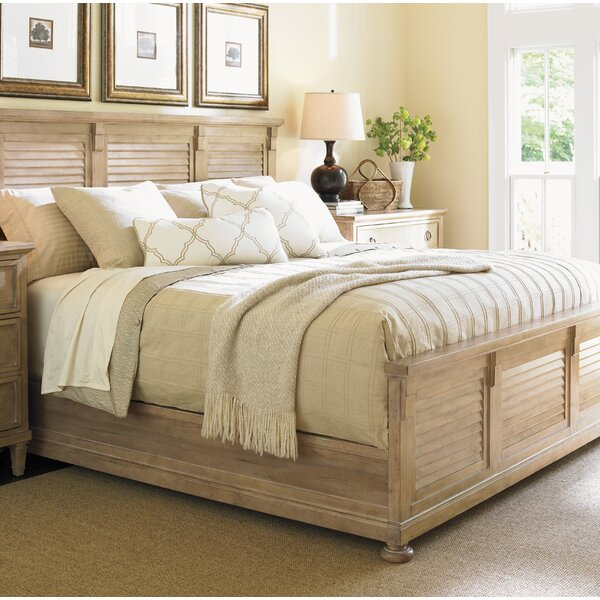 Monterey Sands Panel Bed by Lexington