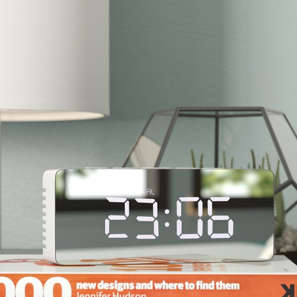 Tabletop Clock by Symple Stuff