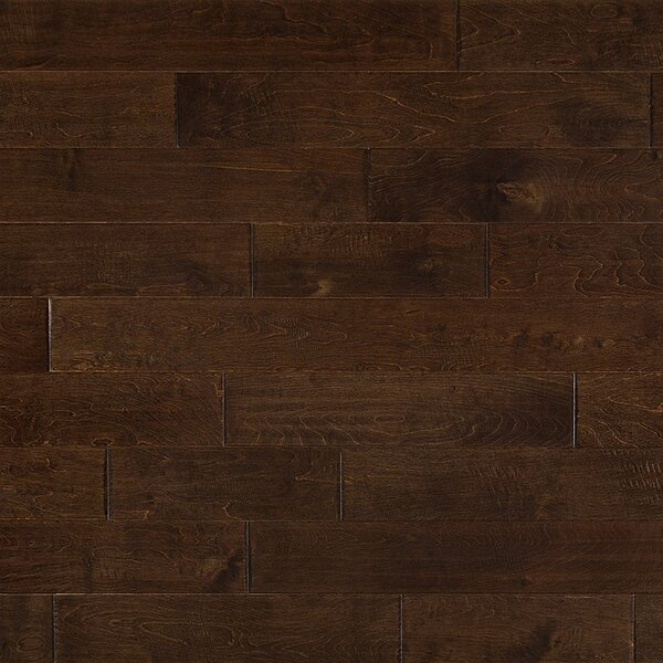Myth 5 Engineered Birch Hardwood Flooring in Arthur by Myfuncorp