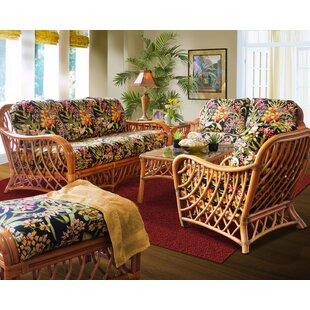 Eminence 6 Piece Conservatory Living Room Set by Bayou Breeze