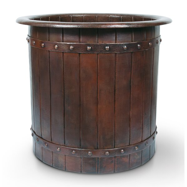 36 x 40 Soaking Bathtub by Premier Copper Products