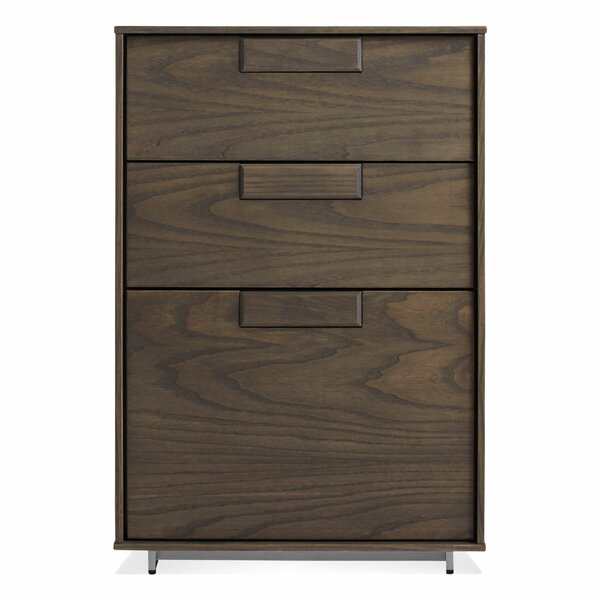 Series 11 3-Drawer  File by Blu Dot
