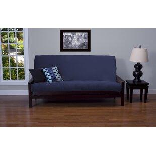 Arterbury Box Cushion Futon Slipcover