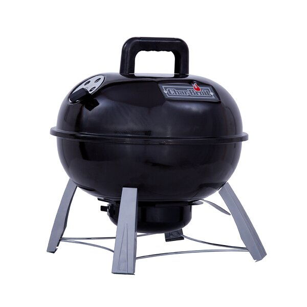 14 Portable Kettle Charcoal Grill by Char-Broil