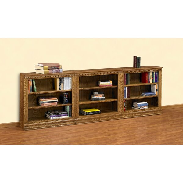 Britania Library Bookcase by A&E Wood Designs