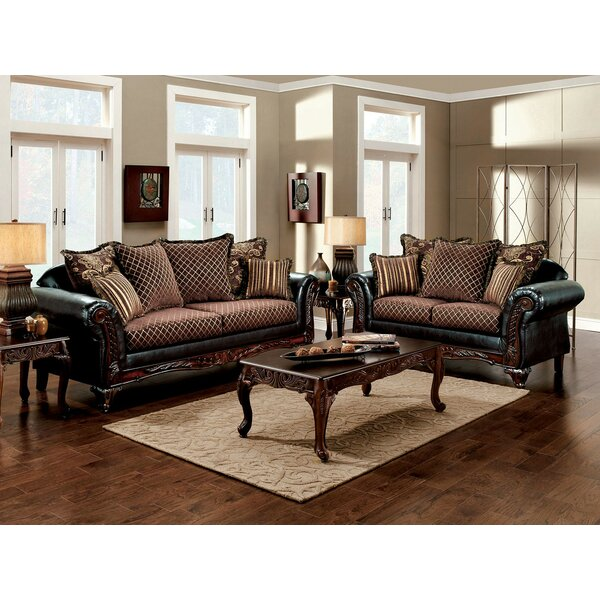 Review Elson 2 Piece Living Room Set