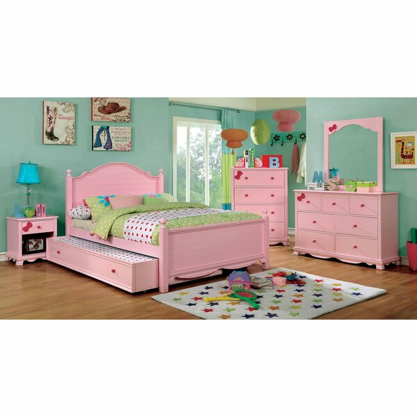 Glenwood Platform Bed by Zoomie Kids