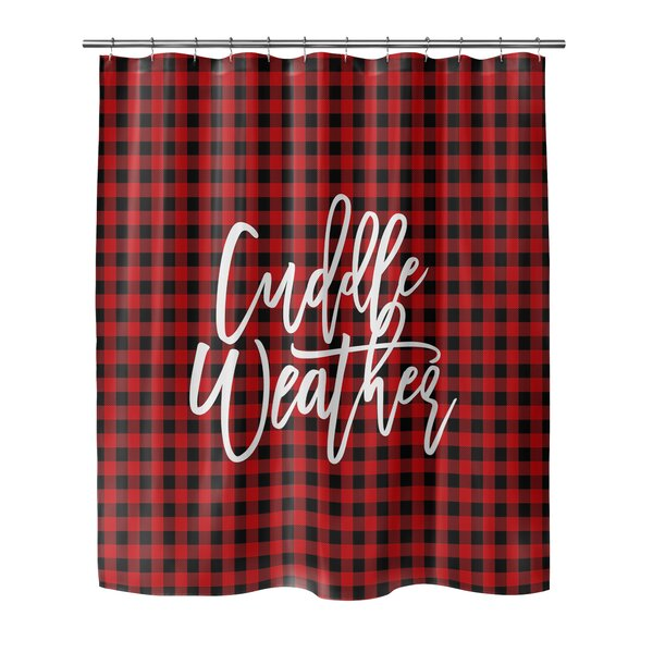 Imes Cuddle Weather Shower Curtain by Brayden Studio