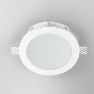Invisibli Round 10.25 Recessed Trim By ZANEEN design
