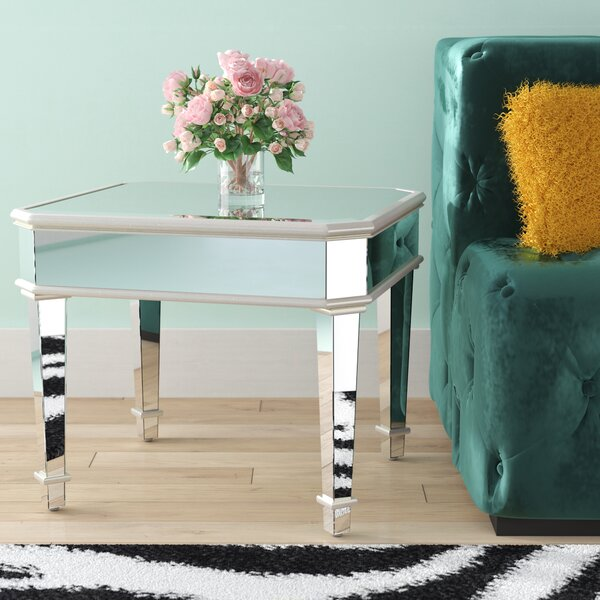 Adhara End Table by Willa Arlo Interiors