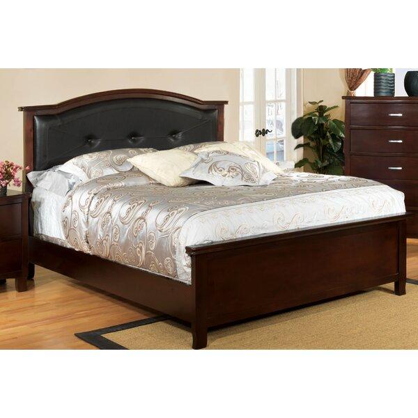 Irondale Upholstered Standard Bed by Darby Home Co