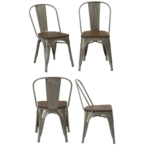 Linneus Dining Chair (Set of 4) by Trent Austin Design