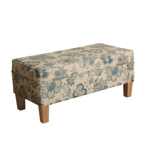 Gaillard Upholstered Storage Bench by August Grove Compare Price